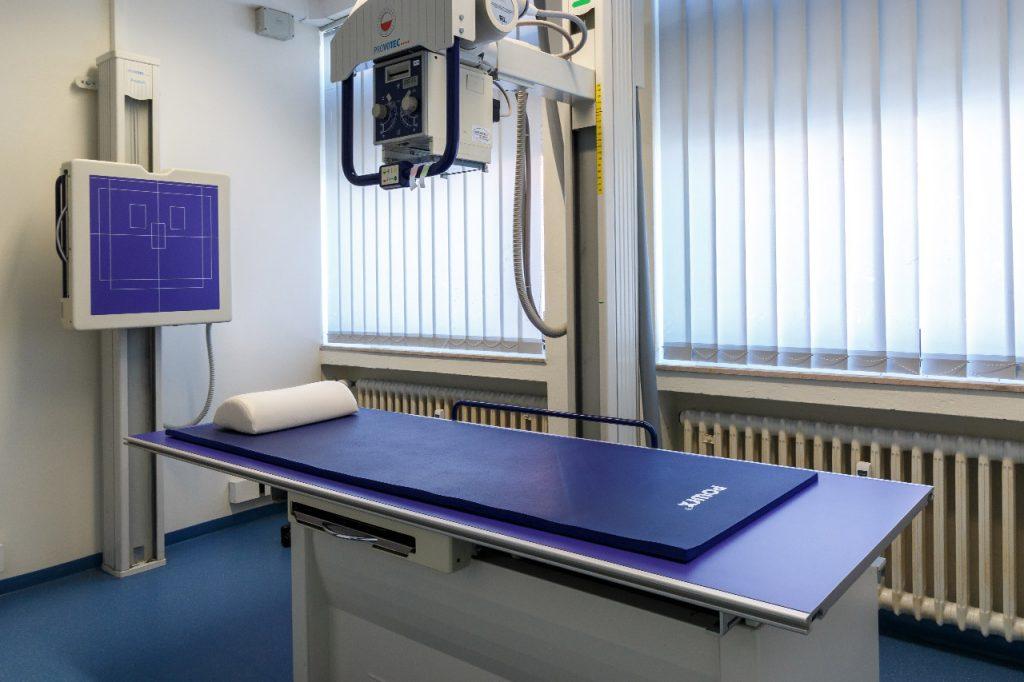 Digitales Röntgen | Orthopädische Praxis Dr. Constantin Moor