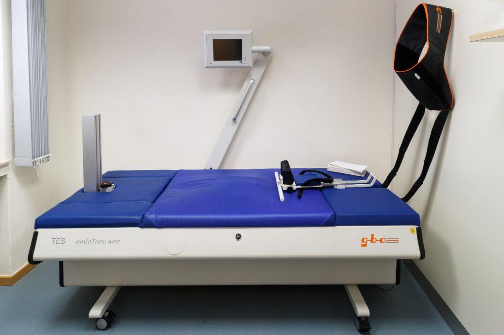 Schlingentisch | Orthopädische Praxis Dr. Constantin Moor